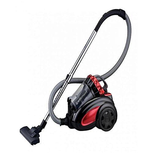 Westpoint WF238 Deluxe Multi Cyclone Vacuum Cleaner Black & Red 1500 Watts