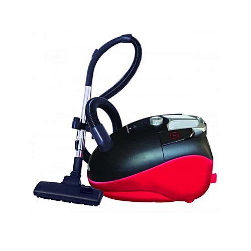 Westpoint WF240 Capsule Type Vacuum Cleaner 1800 Watts Red & Black