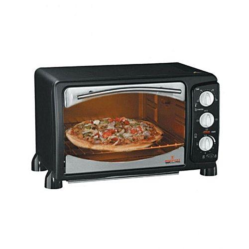 Westpoint WF2800 RK Rotisserie Oven with Kebab Grill Black 1500 Watts