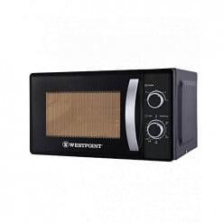 Westpoint WF823M Deluxe Microwave Oven 20 Liter Black