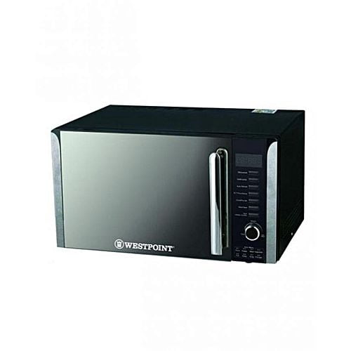 Westpoint WF841 DG Deluxe Microwave Oven with Grill Black