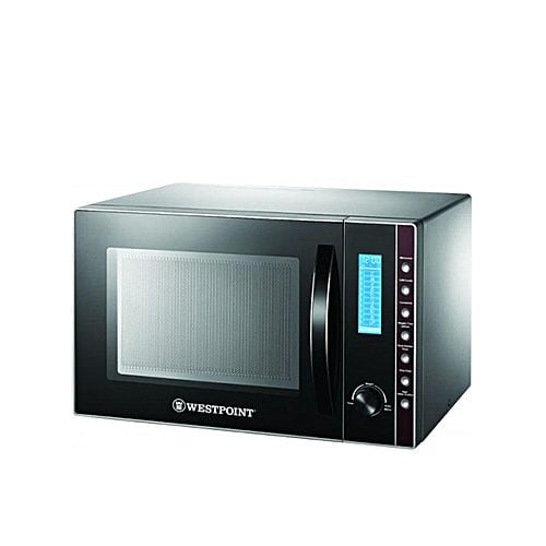 Westpoint WF853 Microwave Oven With Grill 44 Liters Black