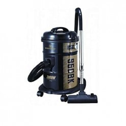 Westpoint WF960BK Drum Type Vacuum Cleaner 2000 Watts Black