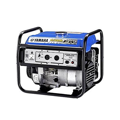 Yamaha EF2600 Portable Petrol Generator 2.3 KVA Blue