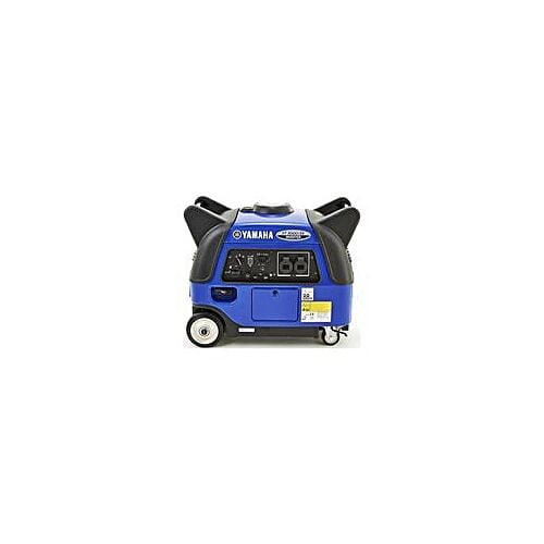Yamaha Sound Proof Inverter Petrol Generator 3 KVA – Made in Japan – EF3000iSE – Blue