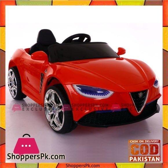 2019 Alfa Romeo Spider Kids Ride on Car JM-1188