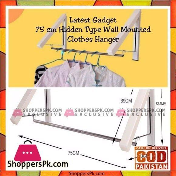 75cm Long Hidden Type Hanger Latest Gadget