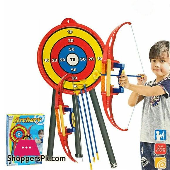 Archery Toy With Arrow Set For Kids