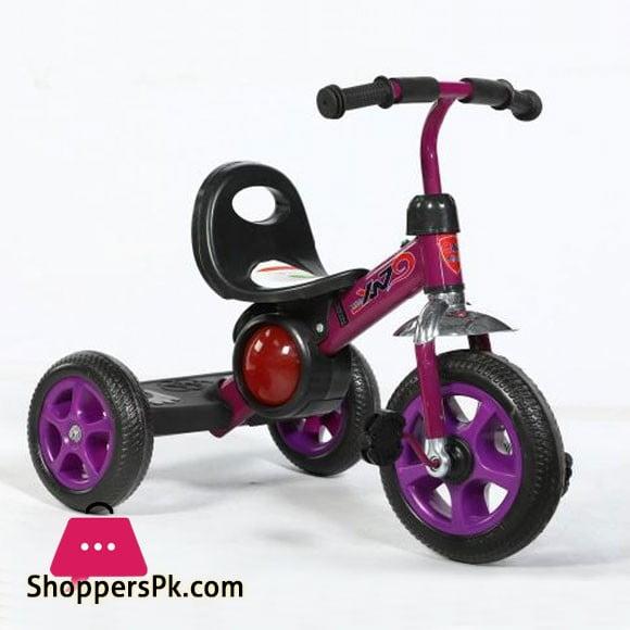 Baby Kids Tricycle Stroller Trike Bike - 819