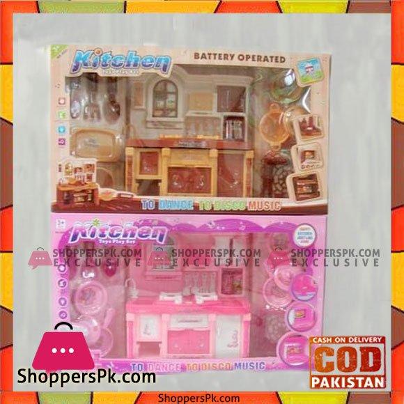 Buy Barbie Kitchen Set At Best Price In Pakistan