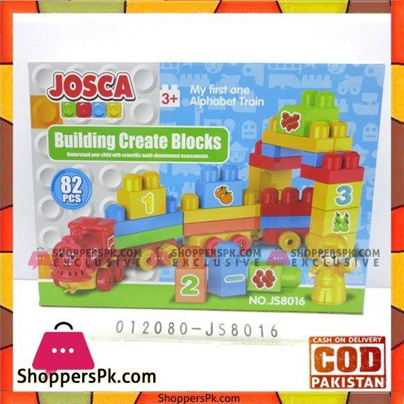 Josca Building Create Blocks
