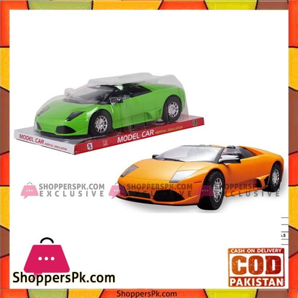 Firction Power Model Car