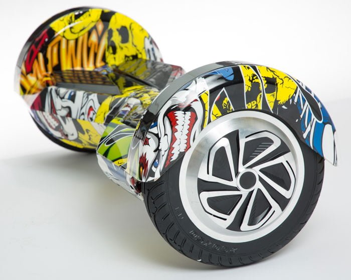 High Quality Hoverboard – Lamborghini – Graffiti With bluetooth