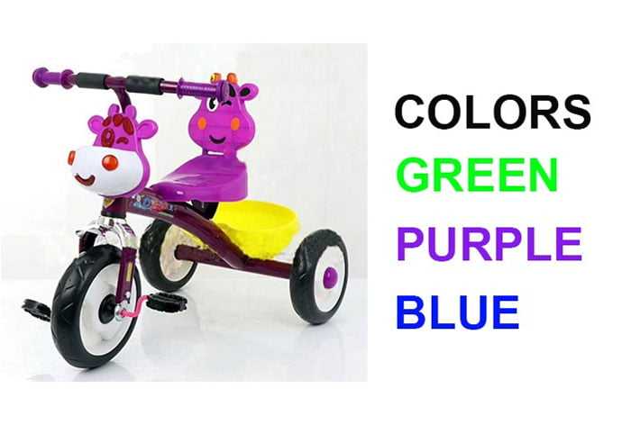 High Quality Tricycle For Kids