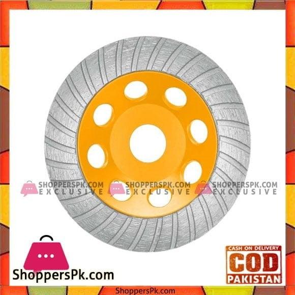 INGCO Segmented Turbo Cup Grinding Wheel - CGW011151