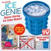 Ice Genie Cube Maker Dual-use Ice Cube Maker