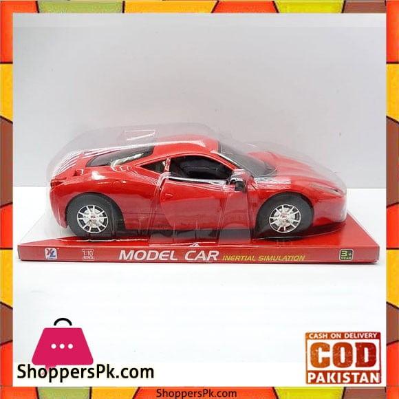 Kids Fraction Toy Car