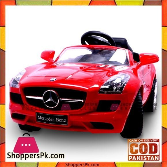 Mercedes Cabriolet Officially Licensed Battery Operated Car