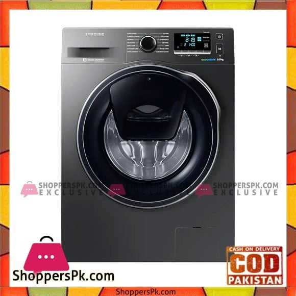 Samsung Front Loading with AddWash 9.0Kg - WW90K6410QX - Karachi Only