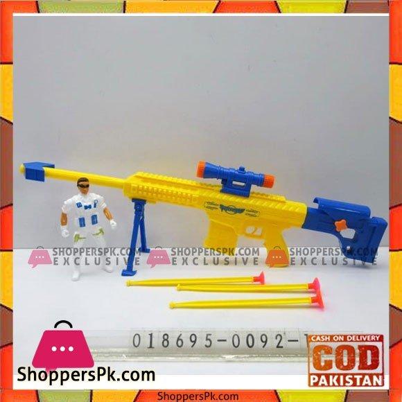 Toy Gun with Arrow