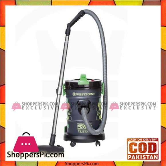 Westpoint WF-3569 - Professional Vacuum Cleaner Made in Turkey - Karachi Only