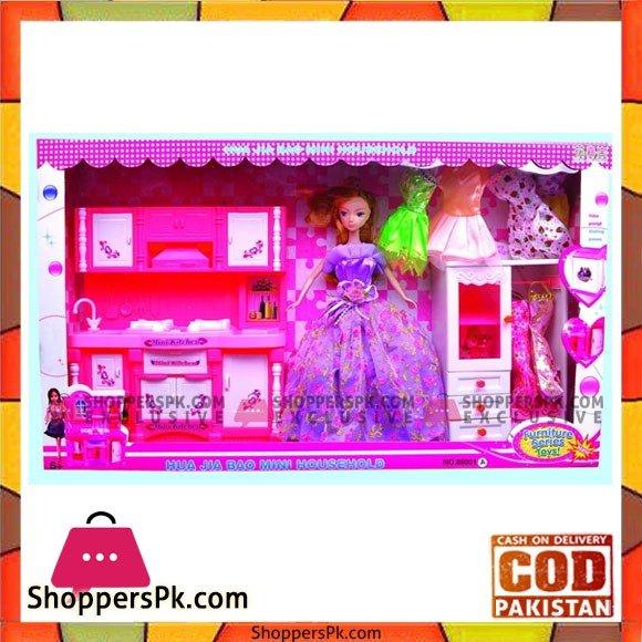 Barbie Theme furniture series Play Set