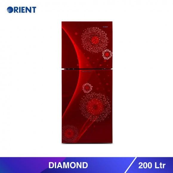 Orient Diamond 200 Liters Refrigerator - Karachi Only