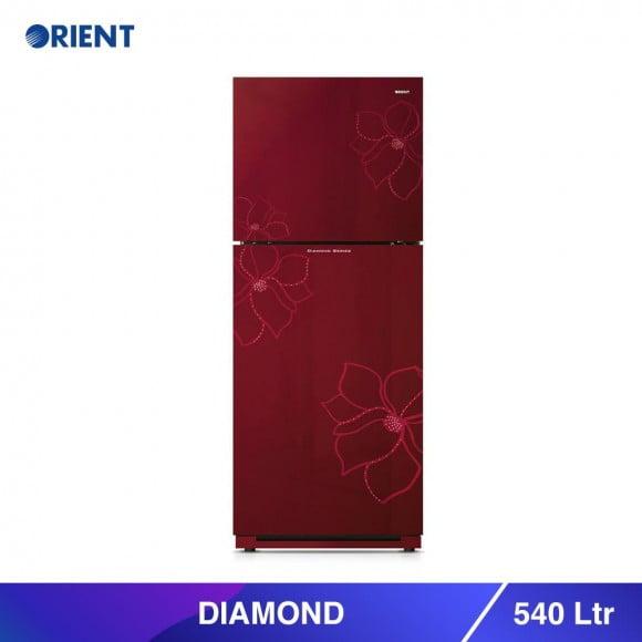 Orient Diamond 540 Liters Refrigerator - Karachi Only