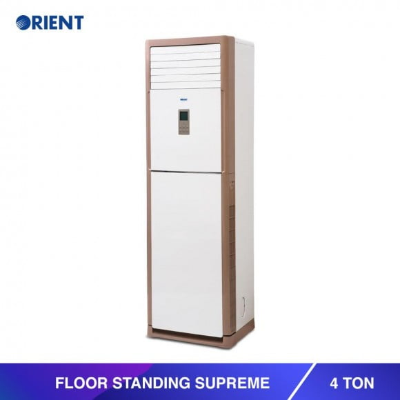 Orient Floor Standing Supreme 48 Gold White - Karachi Only