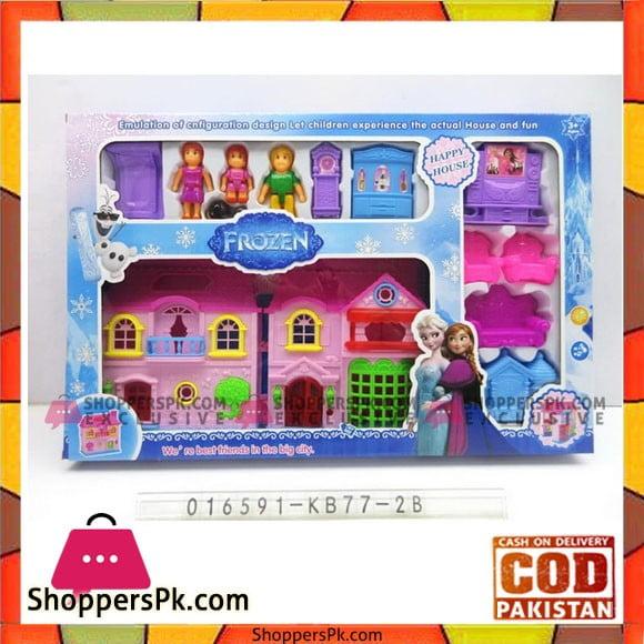 Frozen Happy House