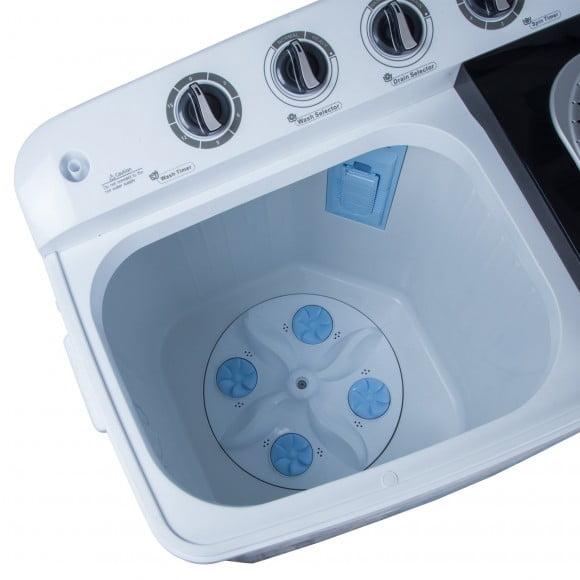 Orient Twin 12 Kg Modern White Washing Machine - Karachi Only