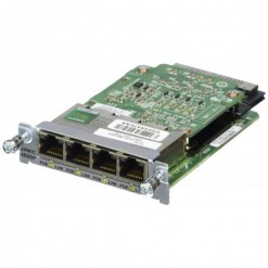 Cisco Switch 4 Port 10/100/1000 Ethernet interface