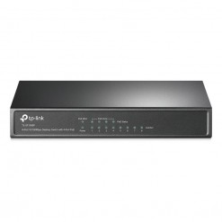 TP-Link TL-SF1008P 8-Port 10/100Mbps Desktop Switch with 4-Port PoE