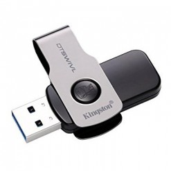 Kingston 16GB DataTraveler SWIVL USB 3.0 Flash Memory Stick Drive DTSWIVL/16GB