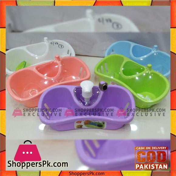 3 IN 1 High Quality Soap Diapenser
