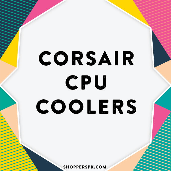 Corsair CPU Coolers in Pakistan