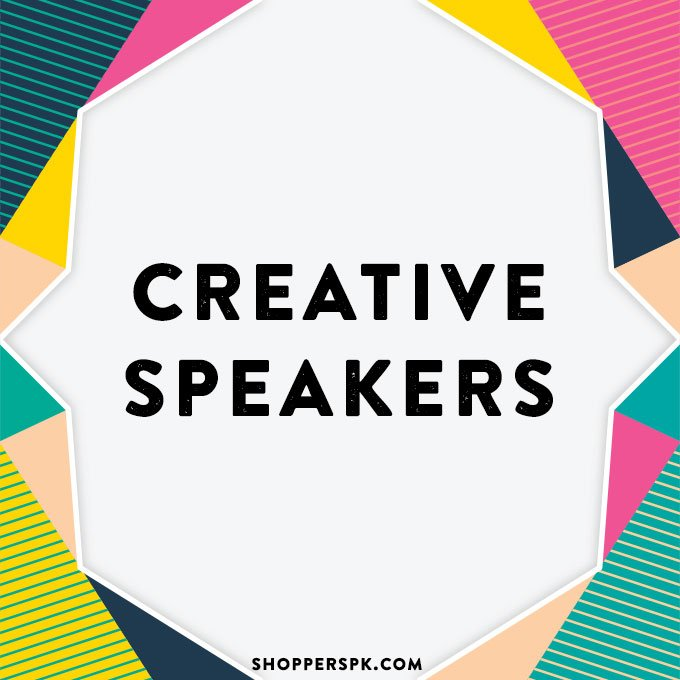 Creative Speakers in Pakistan