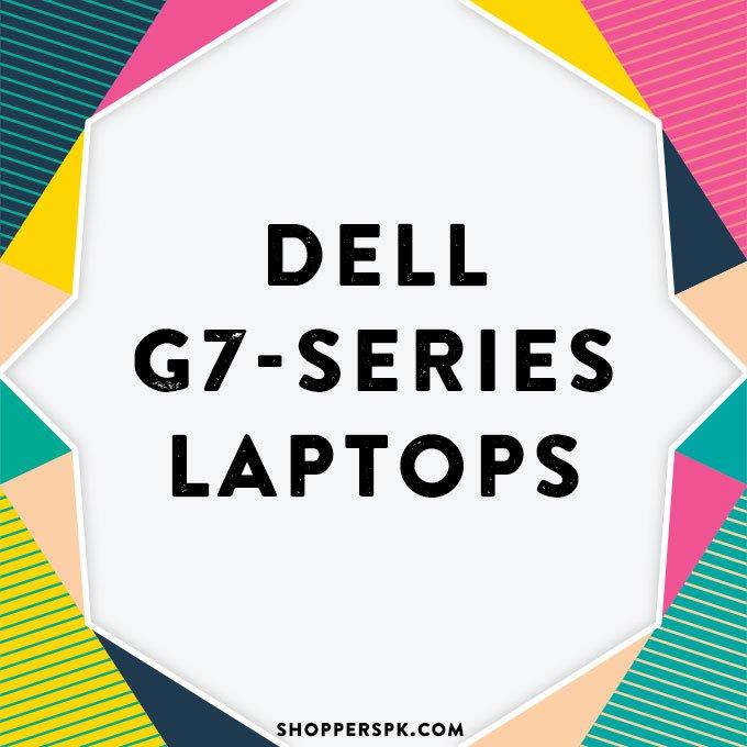 Dell G7-Series Laptops in Pakistan