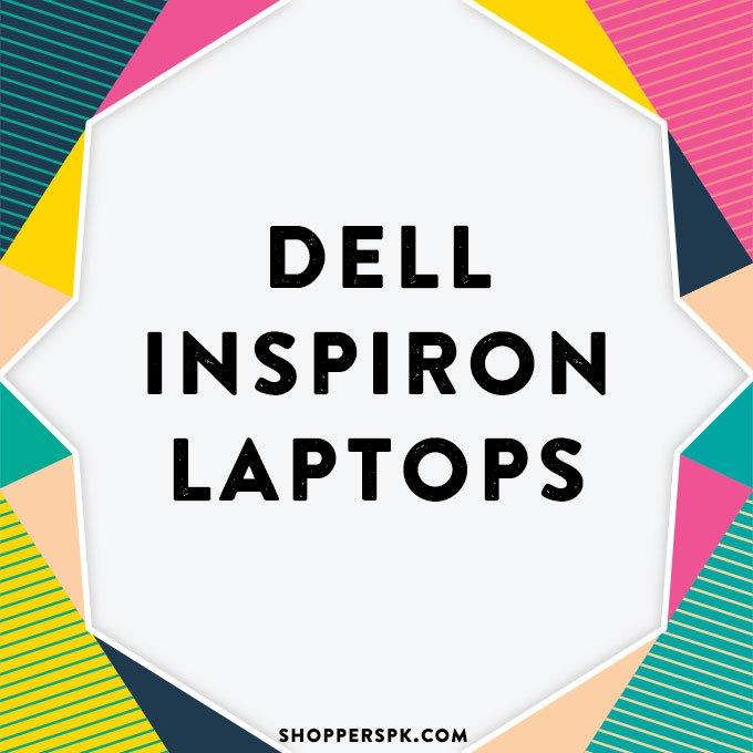 Dell Inspiron Laptops in Pakistan