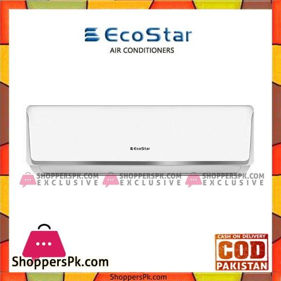 Ecostar DC Inverter AC 1.5 Ton ES-18AR01W - Karachi Only