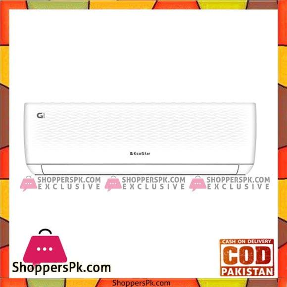 Ecostar Inverter Split 2 Ton Air Conditioner ES-24GS01W - Karachi Only