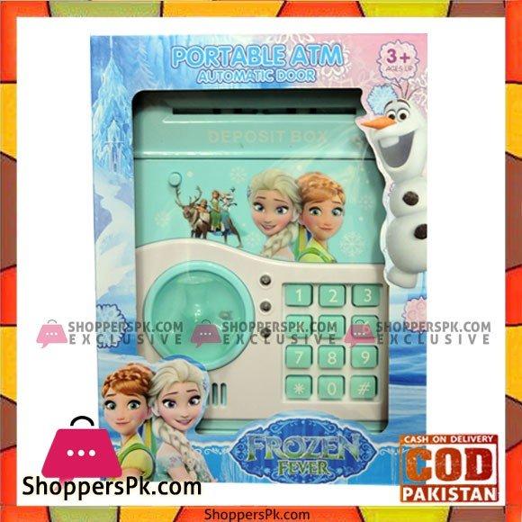 Frozen Portable ATM Automatic Door
