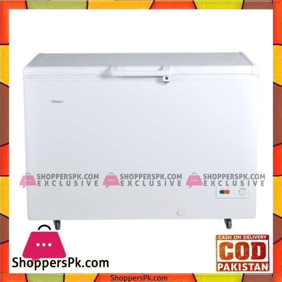 Haier Deep Freezer HDF-345 SD - Karachi Only