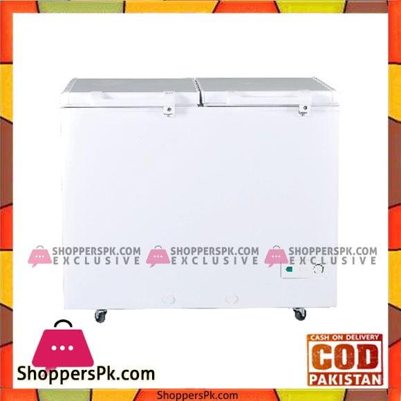 Haier Double Door Deep Freezer HDF-545DD - Karachi Only