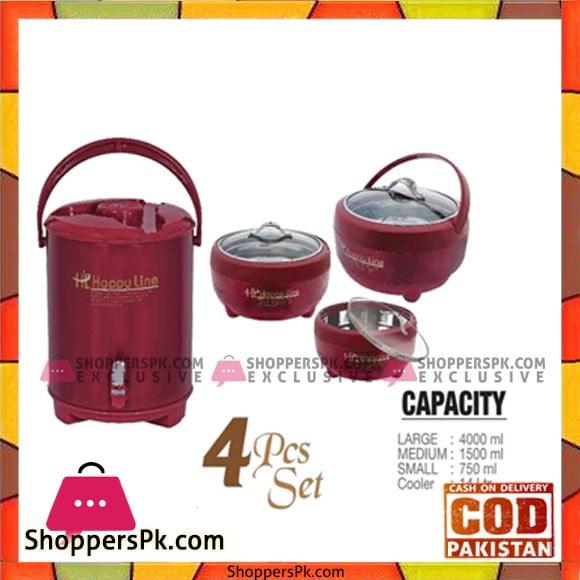 Happy Handsome Line Metallic Gift Pack