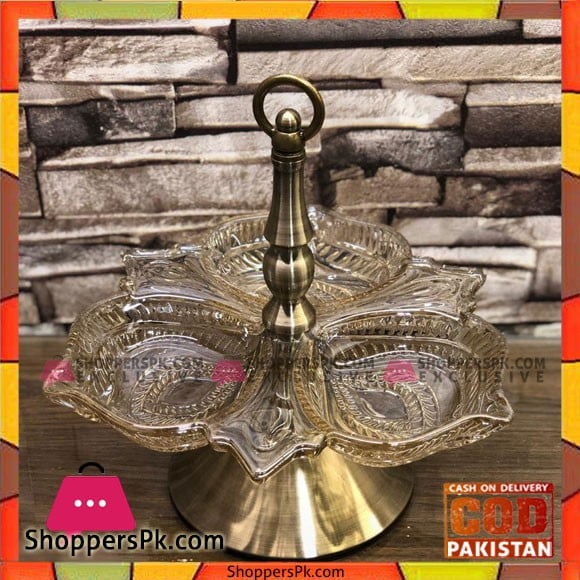 High Quality Candy Serving Dish With Stand