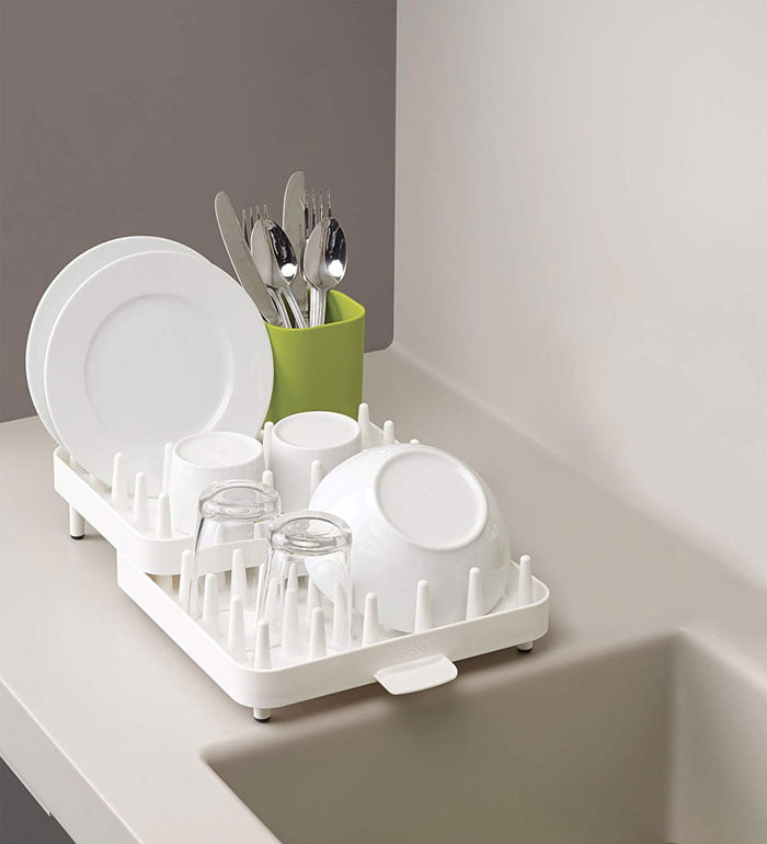 High Quality Connect Adjustable 3-Piece Dishrack