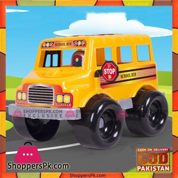 High Quality Kids Playing School Bus