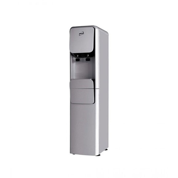 Homage 2 Taps Water Dispenser - HWD-72 - Silver - Karachi Only