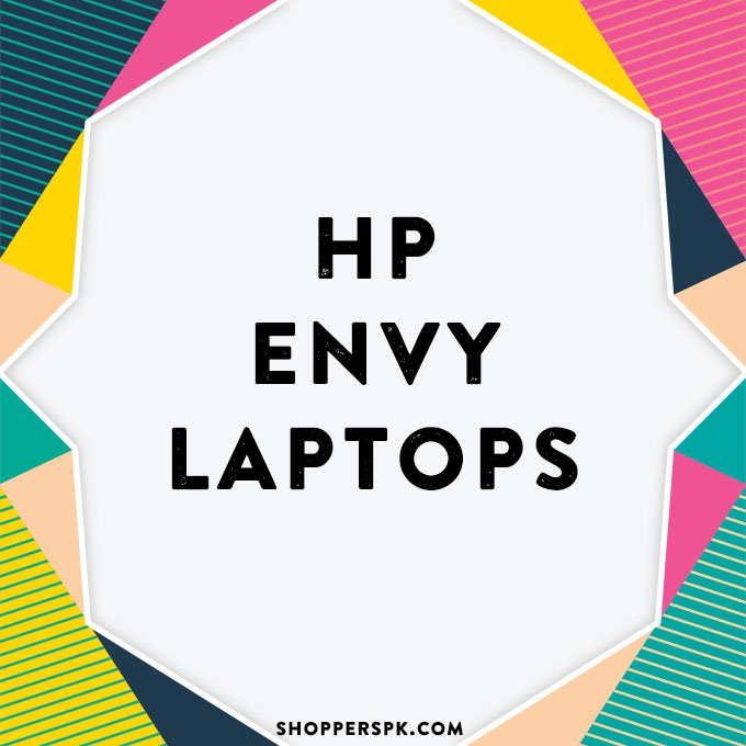 Hp Envy Laptops in Pakistan
